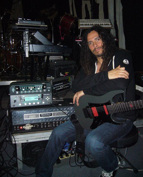 "James ""Munky"" Shaffer, Korn"