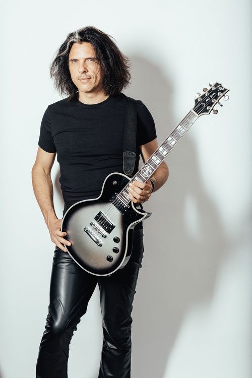 Alex Skolnick, Testament