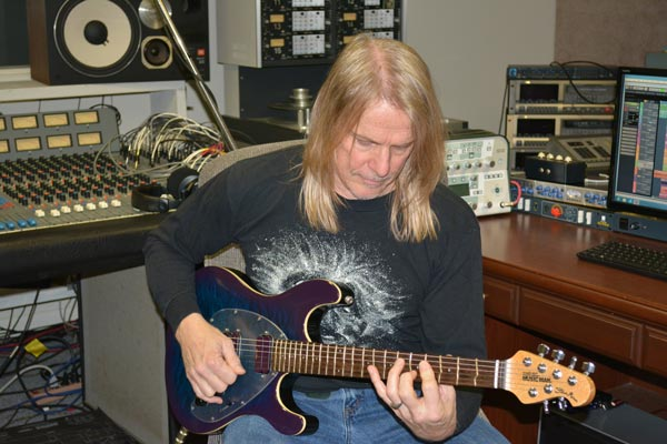 Steve Morse, Deep Purple, Dixie Dregs, Kansas
