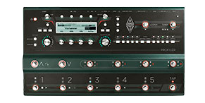 KEMPER PROFILER Stage - the PROFILER floorboard