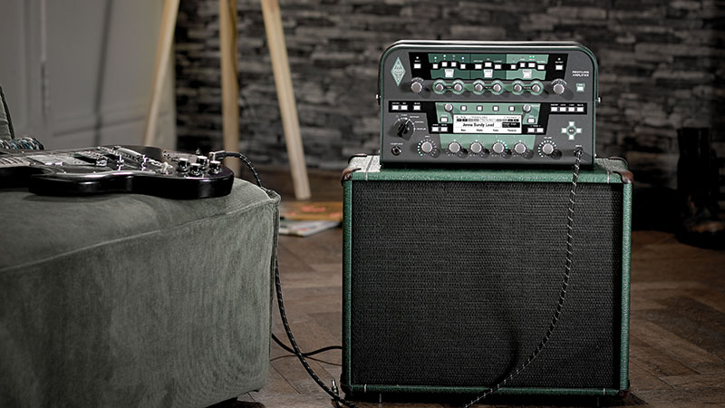 Charmant Kemper Amps | News