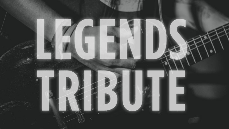 Legends Tribute Collection Rig pack
