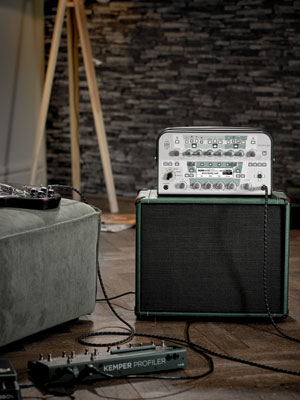 KEMPER PROFILER™ at home