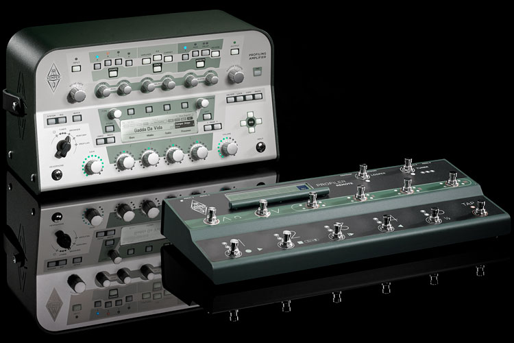 Kemper Profiler Head and Profiler Remote