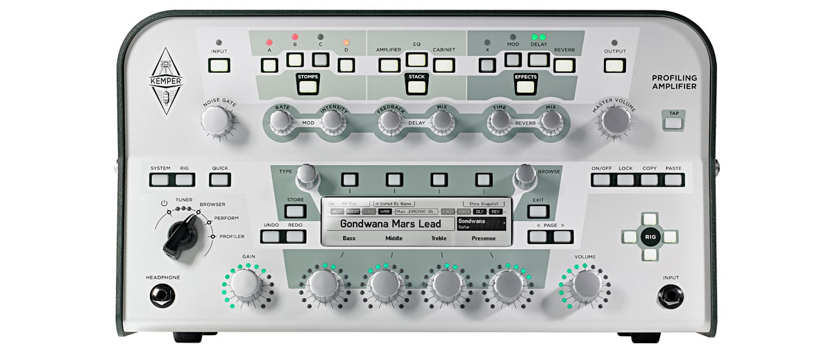 KEMPER PROFILER™ Head