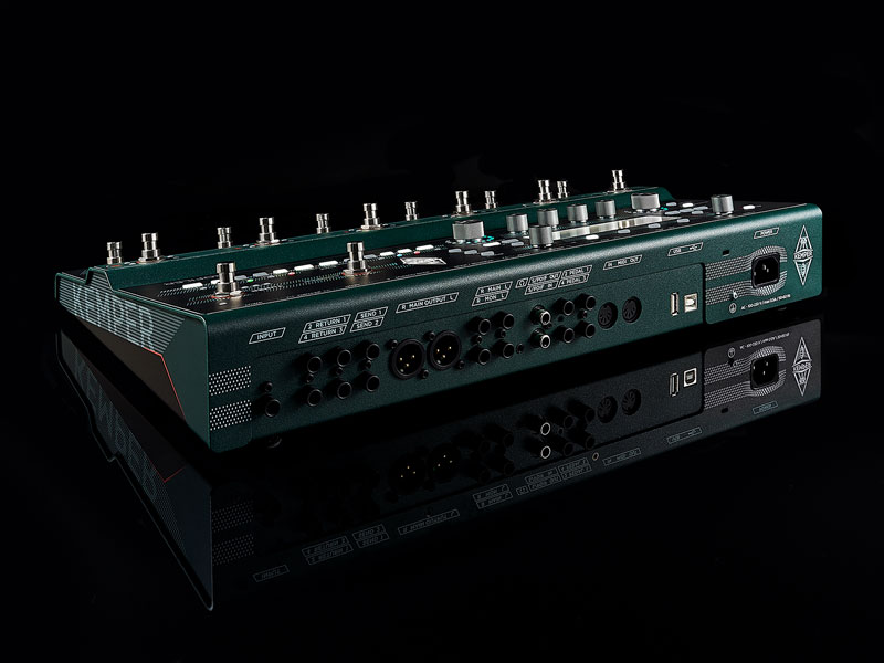 KEMPER PROFILER Stage™, back right view