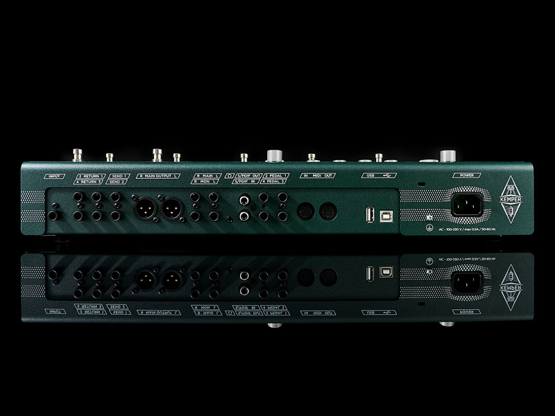 KEMPER PROFILER Stage™, back view