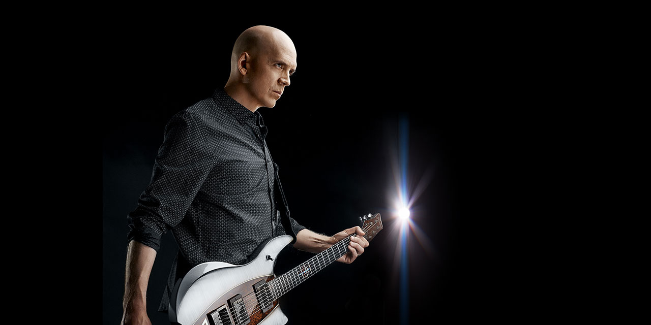 Devin Townsend (Devin Townsend Project)