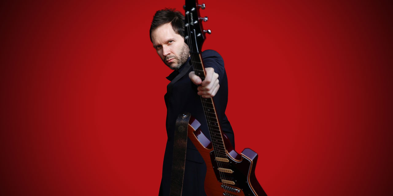 Paul Gilbert (Mr. Big, Racer X)