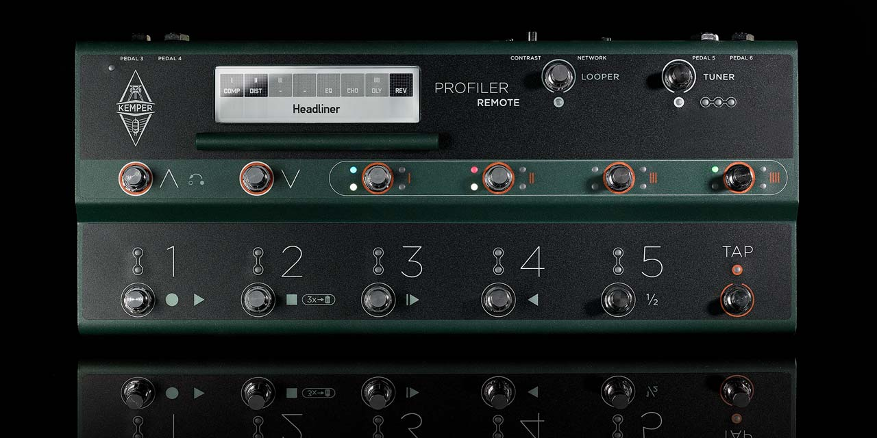 Kemper Amps   Homepage