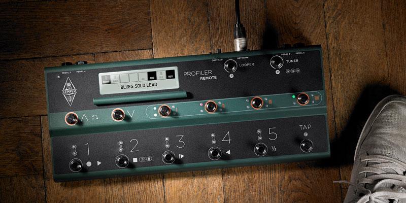 Kemper Amps | Profiler Remote