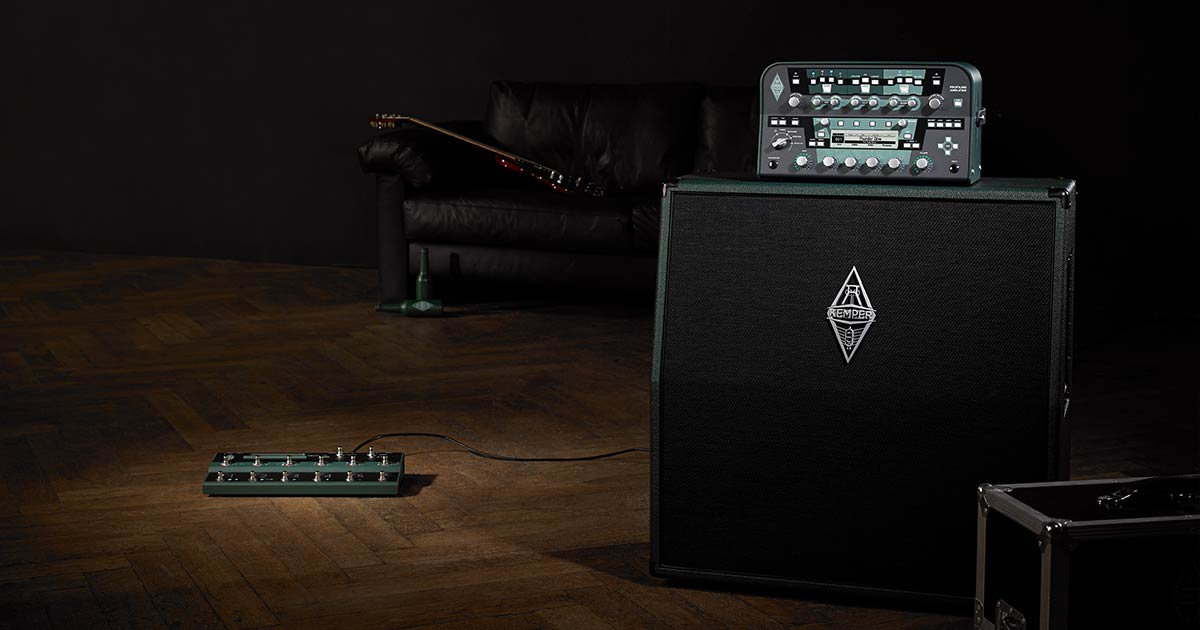 Kemper Amps | FAQ - Frequently asked questions