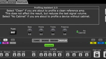 Toast ME: the Unofficial Kemper Editor - Profiler related